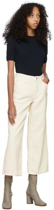 Won Hundred Off-White Corduroy Kiri Trousers