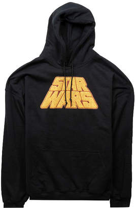 Star Wars Novelty T-Shirts Mens Hooded Neck Long Sleeve Graphic T-Shirt