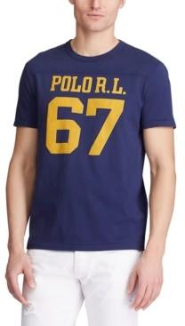 Polo Ralph Lauren Men's Custom Slim-Fit T-Shirt
