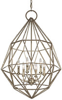 Feiss Marquise Chandelier - Burnished Silver