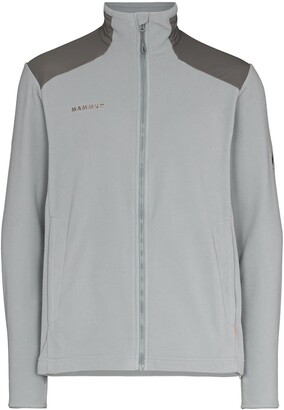 Mammut grey Innominata Light fleece Jacket