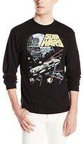 Star Wars Men's Falcon Shot Shirt