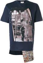 Miharayasuhiro photo print T-shirt
