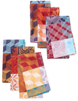 Garnier Thiebaut Mille Tiles Tablecloths (Set of 6)