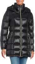 Ivanka Trump Packable Hooded Down Puffer Coat