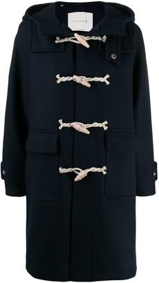 MACKINTOSH Single Breasted Duffel Coat