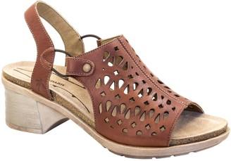 Dromedaris Adjustable Leather Strap Sandals - Stevie