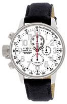 Invicta Men's 1514 I-Force Quartz Multifunction Dial Strap Watch - Black