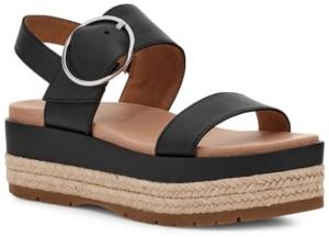 UGG Women's April Espadrille Wedge Sandals