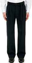 Visvim Men's Hakama Trousers-BLACK