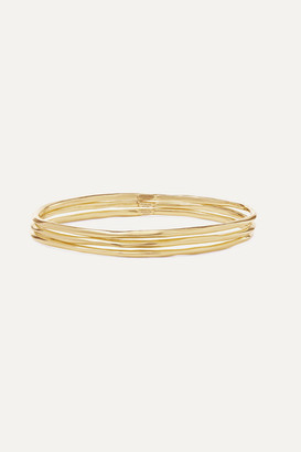 Ippolita - Classico Set Of Three 18-karat Gold Bangles