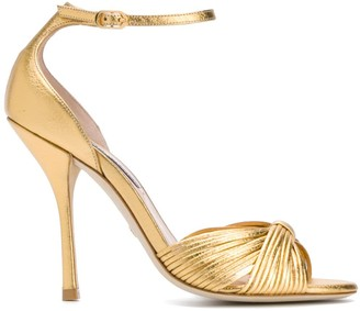 Stuart Weitzman Paulette heeled sandals