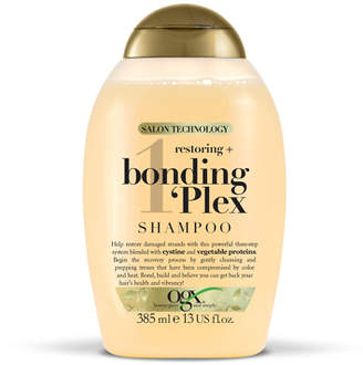 OGX Restoring Bonding Plex Shampoo 385ml