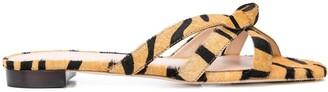 Loeffler Randall Eveline flat sandals