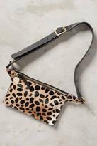 Clare Vivier Leopard Waist Pack