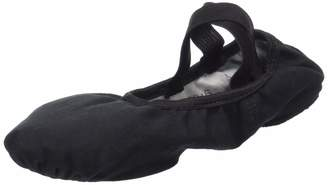 So Danca Women's Sd16 Extra Wide Ankle Strap Ballet Flats