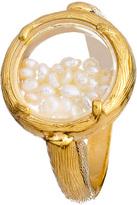 Catherine Weitzman Pearl Porthole Ring