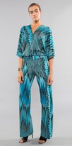 Julian Chang Alva Dolman Sleeve Jumpsuit