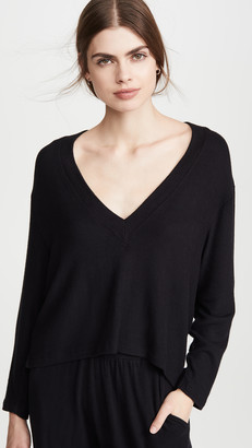 Leset Lori V Neck Sweater