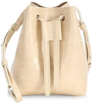 Nanushka Minee Vegan Leather Bucket Bag
