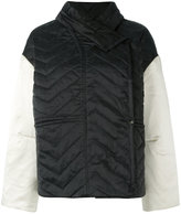 Isabel Marant quilted jacket - women - Silk/Cotton/Polyester - 38