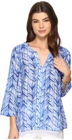 Lilly Pulitzer Nalani Tunic Women's Blouse