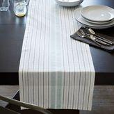 west elm Belgian Flax Linen Table Runner