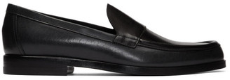 Pierre Hardy Blue and Black Hardy Loafers
