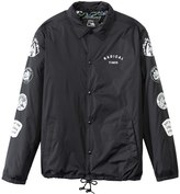 Quiksilver Men's Death by Stereo Coach Jacket 8135263