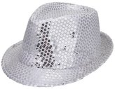 ACVIP Women's&Teen's Sequined Performance Jazz Hat