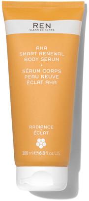 Ren Skincare AHA Smart Renewal Body Serum