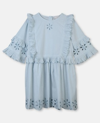 Stella Mccartney Kids Broderie Anglaise Dress, Women's