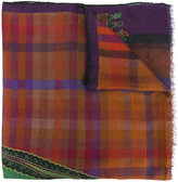 Etro printed scarf - men - Modal/Cashmere - One Size