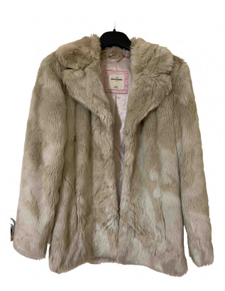 Abercrombie & Fitch Other Faux fur Jackets & Coats