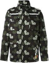 Ports 1961 x Michel B. star print jacket