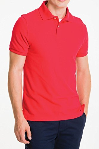 Lee Uniforms Men's Short Sleeve Uniforms Polo Shirt