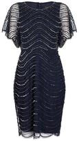 Adrianna Papell Adrianna Beaded Dress