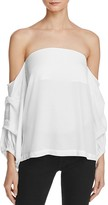MLM Label Vienna Off-The-Shoulder Top