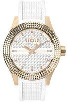 Versus By Versace Men's SOT050015 Bayside Analog Display Quartz White Watch