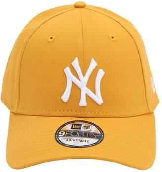 New Era NY EMBROIDERY COTTON BASEBALL CAP
