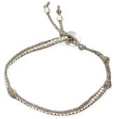 Chan Luu Ribbon & Labradorite Friendship Bracelet