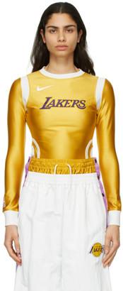 Nike Yellow Ambush Edition LA Top