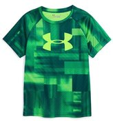 Under Armour Blast Mini Big Logo T-Shirt (Toddler Boys & Little Boys)