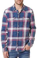 Buffalo David Bitton Sakyro Plaid Shirt