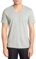 James Perse Men's 'Classic' V-Neck T-Shirt