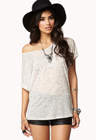 Forever 21 Jersey knit Top