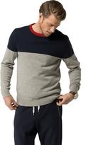 Tommy Hilfiger Colorblock Crewneck Sweater