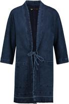 3x1 Wj Cocoon Cotton-Blend Jacquard Jacket