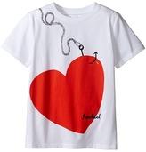 Burberry Love Hooked Tee Girl's T Shirt