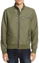 Michael Bastian Barracuda Bomber Jacket